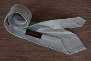 Cravatta in seta grenadine colore celeste 17783