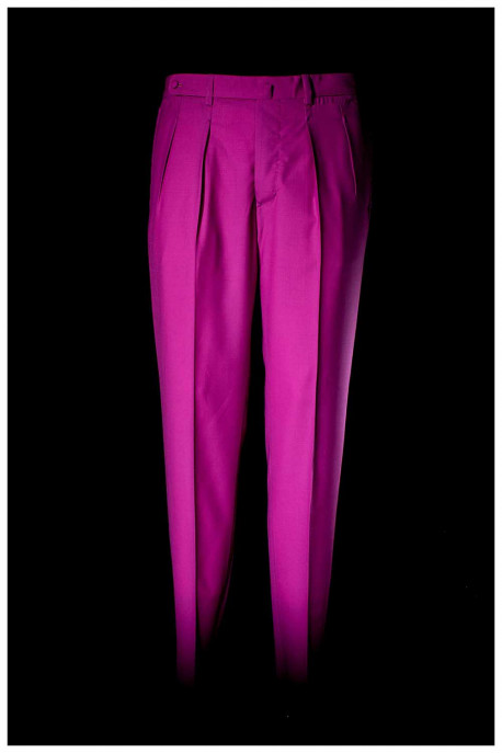 Pantalone colorato